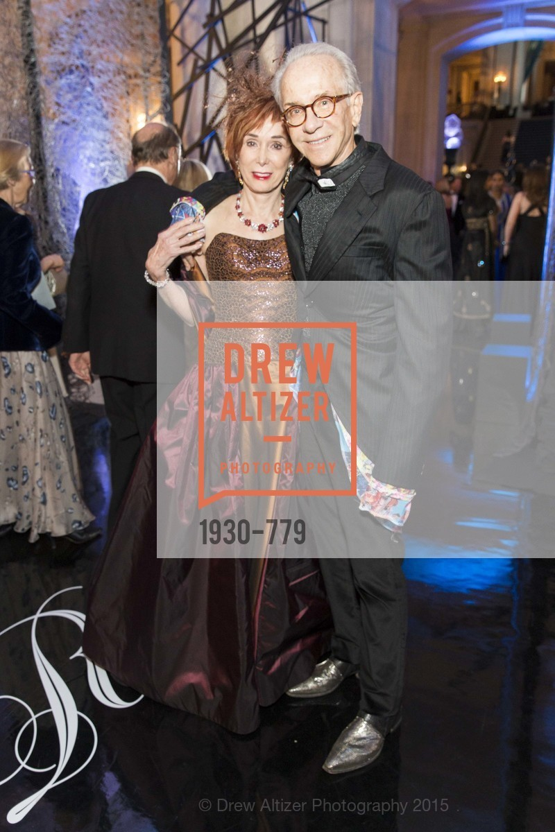 Norah Stone, Norman Stone, San Francisco Ballet 2015 Opening Night Gala, San Francisco City Hall. 1 Dr Carlton B Goodlett Pl, January 22nd, 2015,Drew Altizer, Drew Altizer Photography, full-service agency, private events, San Francisco photographer, photographer california