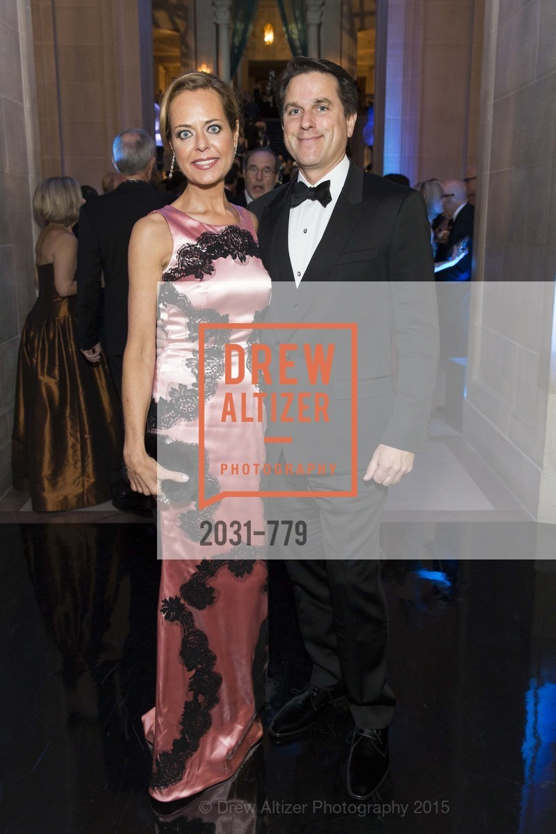 Charlot Malin, Gregory Malin, San Francisco Ballet 2015 Opening Night Gala, San Francisco City Hall. 1 Dr Carlton B Goodlett Pl, January 22nd, 2015,Drew Altizer, Drew Altizer Photography, full-service agency, private events, San Francisco photographer, photographer california