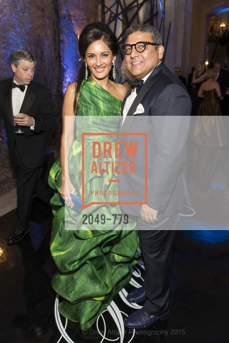 Komal Shaw, Riccardo Benavides, San Francisco Ballet 2015 Opening Night Gala, San Francisco City Hall. 1 Dr Carlton B Goodlett Pl, January 22nd, 2015,Drew Altizer, Drew Altizer Photography, full-service agency, private events, San Francisco photographer, photographer california