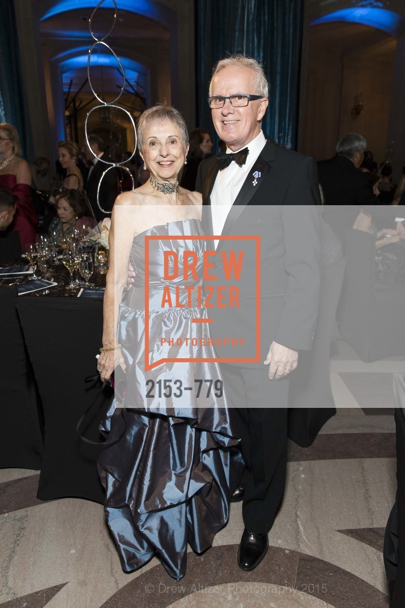 Marlene Tomasson, Helgi Tomasson, San Francisco Ballet 2015 Opening Night Gala, San Francisco City Hall. 1 Dr Carlton B Goodlett Pl, January 22nd, 2015,Drew Altizer, Drew Altizer Photography, full-service agency, private events, San Francisco photographer, photographer california