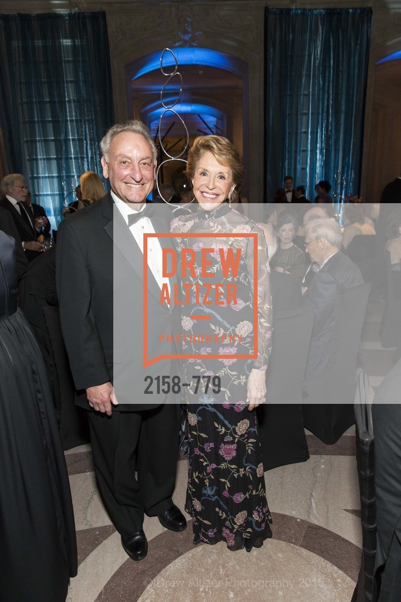 Sandy Weill, Joan Weill, San Francisco Ballet 2015 Opening Night Gala, San Francisco City Hall. 1 Dr Carlton B Goodlett Pl, January 22nd, 2015,Drew Altizer, Drew Altizer Photography, full-service agency, private events, San Francisco photographer, photographer california