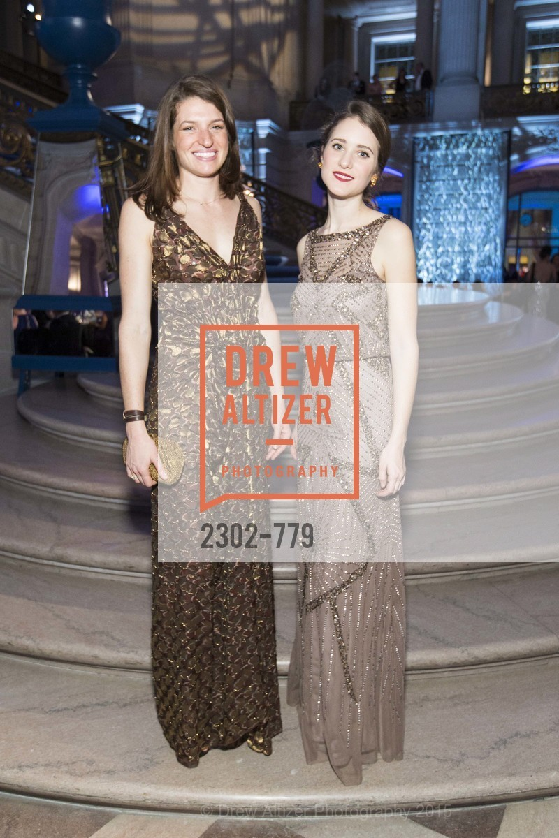 Lexie George, Raphaela Lipinsky, San Francisco Ballet 2015 Opening Night Gala, San Francisco City Hall. 1 Dr Carlton B Goodlett Pl, January 22nd, 2015,Drew Altizer, Drew Altizer Photography, full-service event agency, private events, San Francisco photographer, photographer California