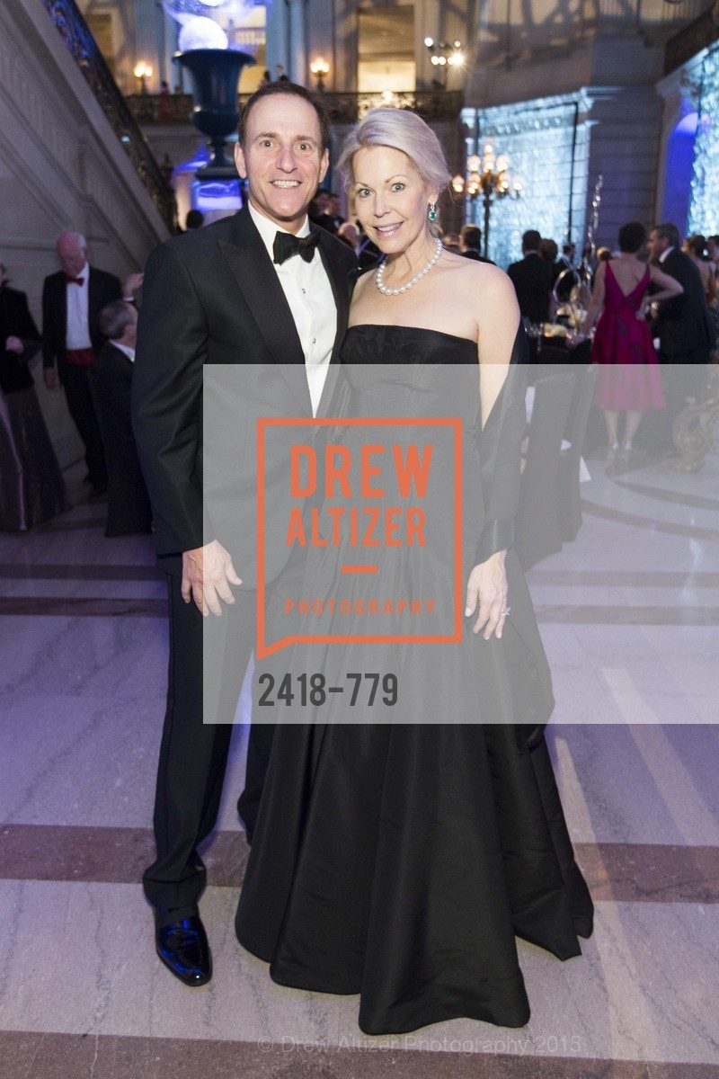 Chris Lenzo, Lisa Lenzo, San Francisco Ballet 2015 Opening Night Gala, San Francisco City Hall. 1 Dr Carlton B Goodlett Pl, January 22nd, 2015,Drew Altizer, Drew Altizer Photography, full-service agency, private events, San Francisco photographer, photographer california