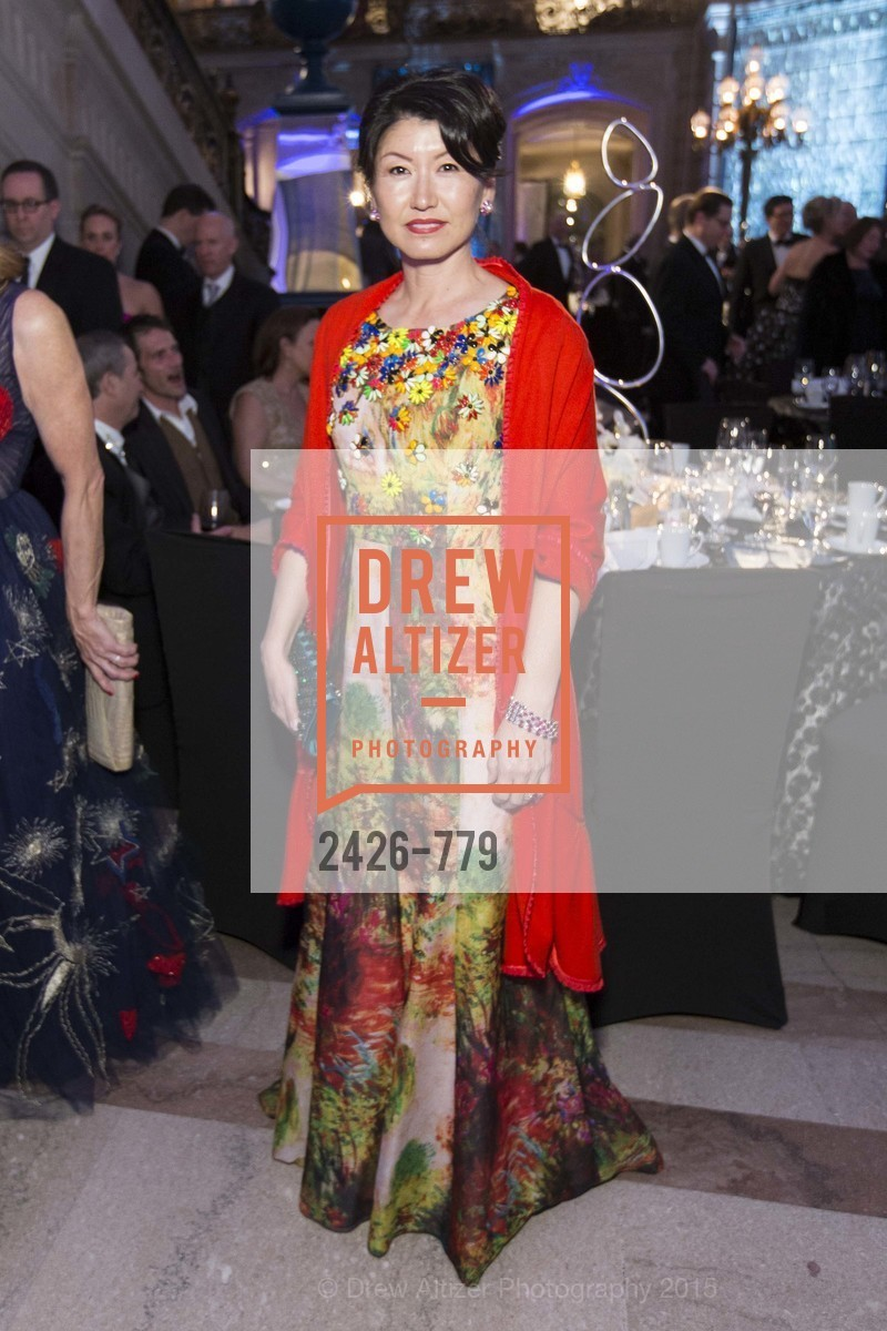 Akiko Yamazaki, San Francisco Ballet 2015 Opening Night Gala, San Francisco City Hall. 1 Dr Carlton B Goodlett Pl, January 22nd, 2015,Drew Altizer, Drew Altizer Photography, full-service agency, private events, San Francisco photographer, photographer california