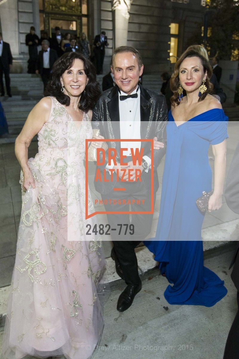 Carolyn Chandler, Joel Goodrich, Clara Shayevich, San Francisco Ballet 2015 Opening Night Gala, San Francisco City Hall. 1 Dr Carlton B Goodlett Pl, January 22nd, 2015,Drew Altizer, Drew Altizer Photography, full-service agency, private events, San Francisco photographer, photographer california