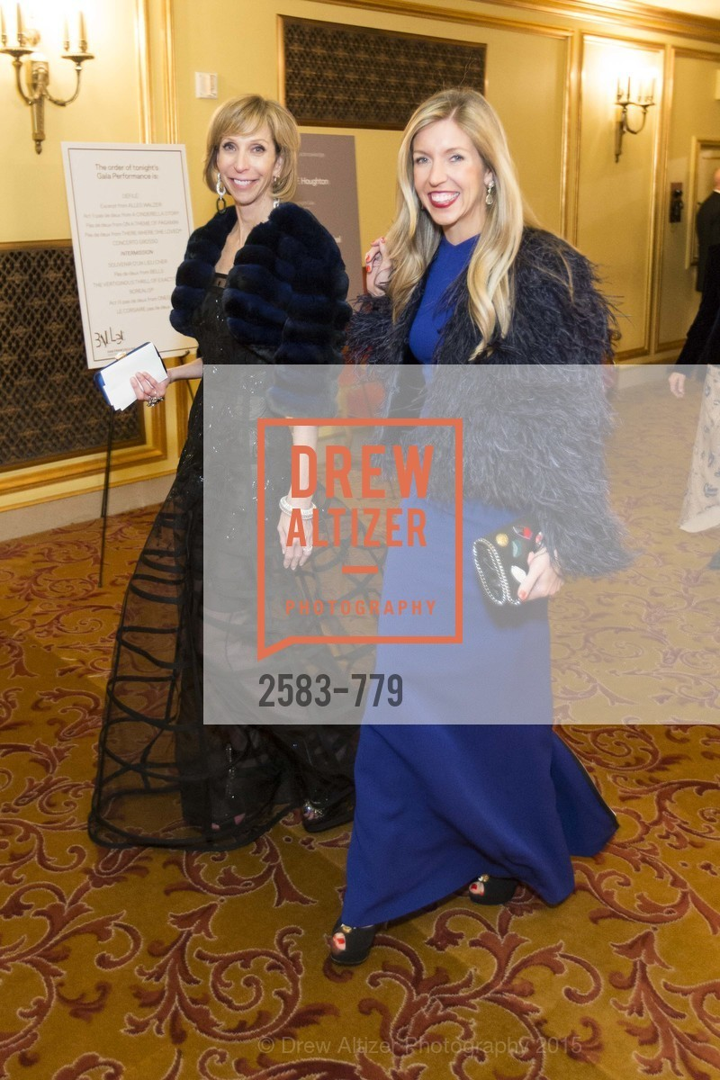 Nancy Kukacka, Jane Gruber, San Francisco Ballet 2015 Opening Night Gala, San Francisco City Hall. 1 Dr Carlton B Goodlett Pl, January 22nd, 2015,Drew Altizer, Drew Altizer Photography, full-service agency, private events, San Francisco photographer, photographer california