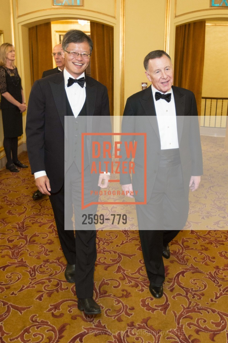 Jerry Yang, Carl Pascarella, San Francisco Ballet 2015 Opening Night Gala, San Francisco City Hall. 1 Dr Carlton B Goodlett Pl, January 22nd, 2015,Drew Altizer, Drew Altizer Photography, full-service agency, private events, San Francisco photographer, photographer california