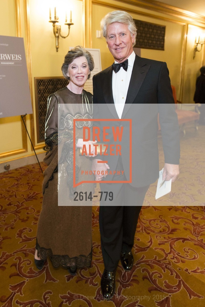 Carole Shorenstein Hays, Jeffrey Hays, San Francisco Ballet 2015 Opening Night Gala, San Francisco City Hall. 1 Dr Carlton B Goodlett Pl, January 22nd, 2015,Drew Altizer, Drew Altizer Photography, full-service agency, private events, San Francisco photographer, photographer california