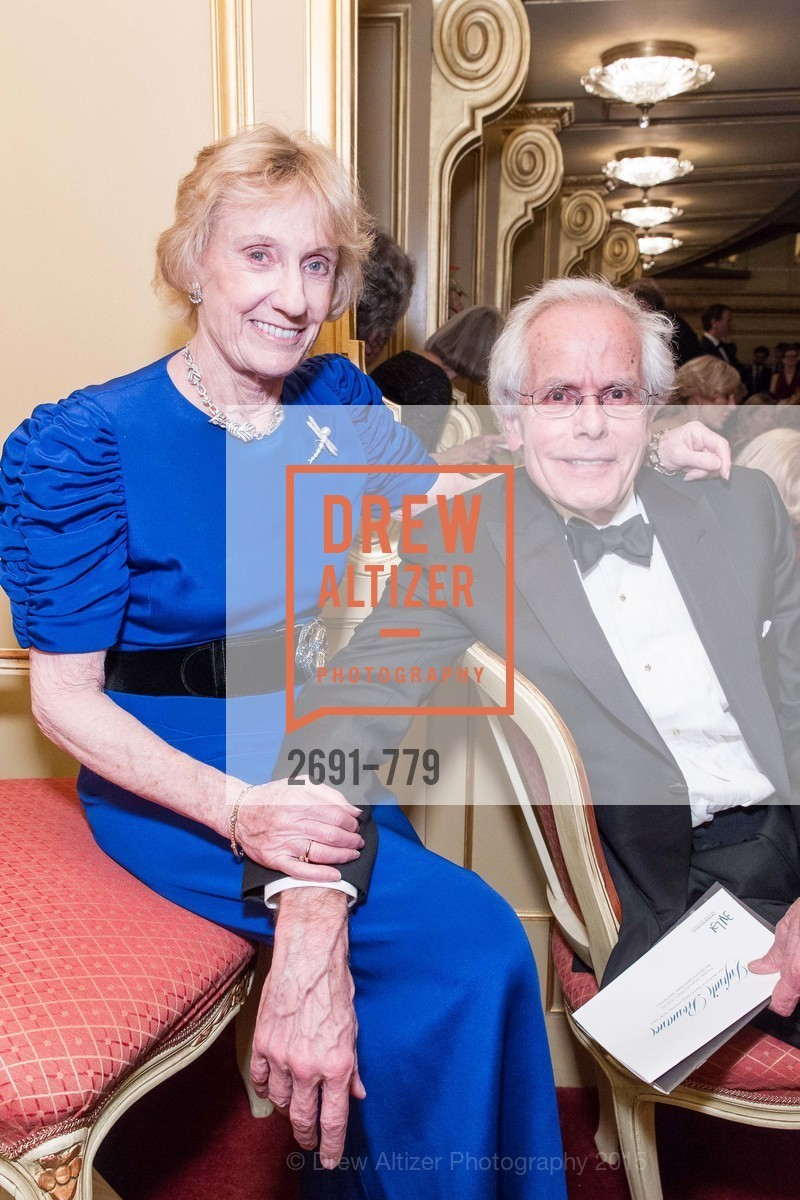 Nancy Bechtle, Joachim Bechtle, San Francisco Ballet 2015 Opening Night Gala, San Francisco City Hall. 1 Dr Carlton B Goodlett Pl, January 22nd, 2015,Drew Altizer, Drew Altizer Photography, full-service agency, private events, San Francisco photographer, photographer california