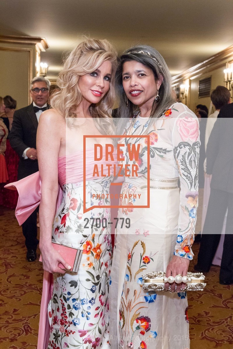 Paula Carano, Deepa Pakianathan, San Francisco Ballet 2015 Opening Night Gala, San Francisco City Hall. 1 Dr Carlton B Goodlett Pl, January 22nd, 2015,Drew Altizer, Drew Altizer Photography, full-service agency, private events, San Francisco photographer, photographer california