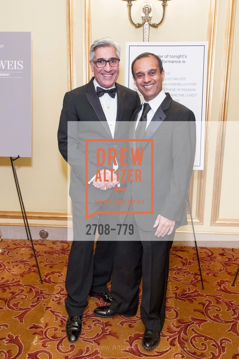 David Shimmon, Gaurav Garg, San Francisco Ballet 2015 Opening Night Gala, San Francisco City Hall. 1 Dr Carlton B Goodlett Pl, January 22nd, 2015,Drew Altizer, Drew Altizer Photography, full-service agency, private events, San Francisco photographer, photographer california