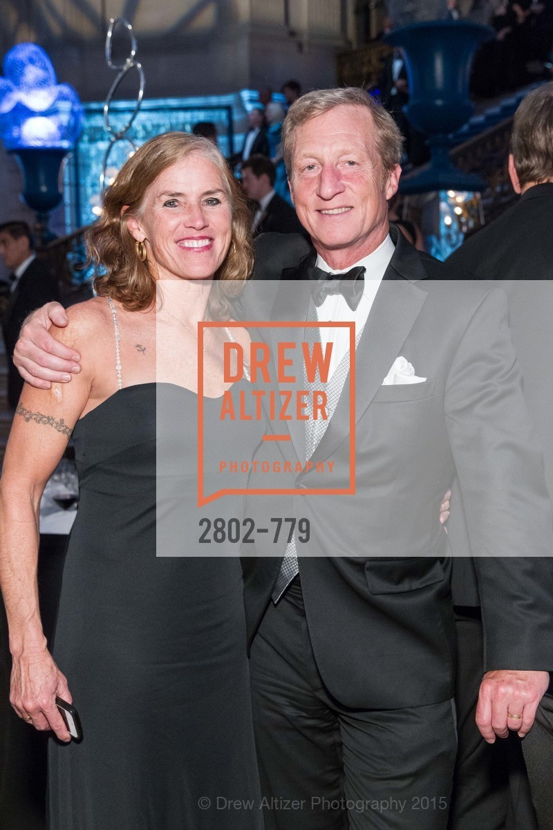 Kat Taylor, Tom Steyer, San Francisco Ballet 2015 Opening Night Gala, San Francisco City Hall. 1 Dr Carlton B Goodlett Pl, January 22nd, 2015,Drew Altizer, Drew Altizer Photography, full-service agency, private events, San Francisco photographer, photographer california