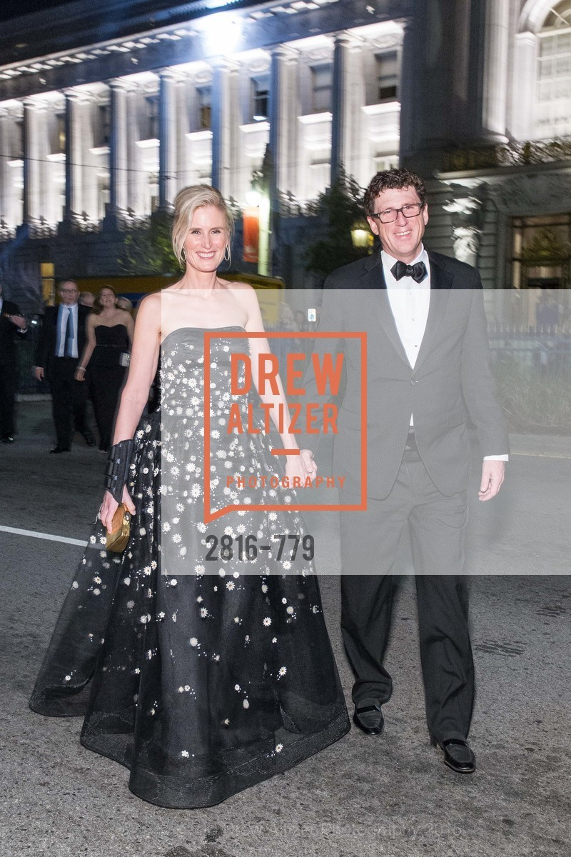 Alison Mauze, Michael Mauze, San Francisco Ballet 2015 Opening Night Gala, San Francisco City Hall. 1 Dr Carlton B Goodlett Pl, January 22nd, 2015,Drew Altizer, Drew Altizer Photography, full-service agency, private events, San Francisco photographer, photographer california