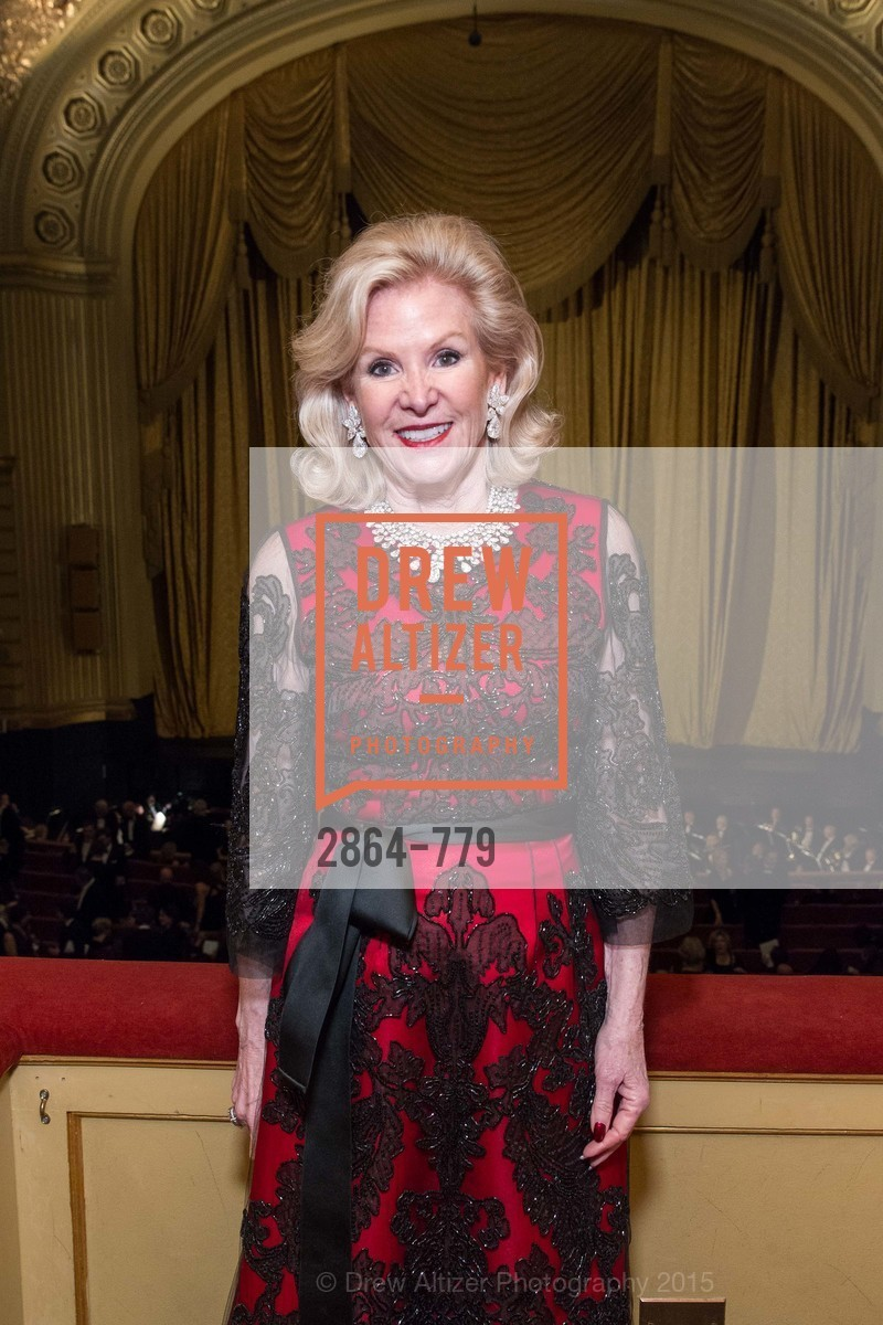 Dede Wilsey, San Francisco Ballet 2015 Opening Night Gala, San Francisco City Hall. 1 Dr Carlton B Goodlett Pl, January 22nd, 2015,Drew Altizer, Drew Altizer Photography, full-service event agency, private events, San Francisco photographer, photographer California
