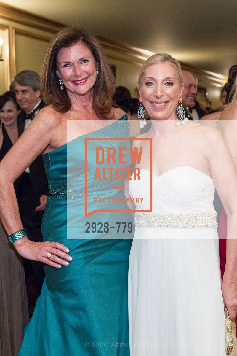 Linda Zider, Betsy Linder, San Francisco Ballet 2015 Opening Night Gala, San Francisco City Hall. 1 Dr Carlton B Goodlett Pl, January 22nd, 2015,Drew Altizer, Drew Altizer Photography, full-service agency, private events, San Francisco photographer, photographer california