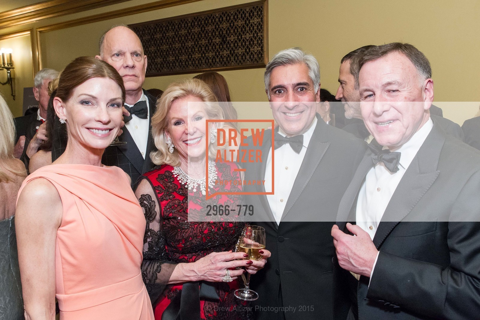 Lisa Zanze, Dede Wilsey, David Shimmon, Carl Pascarella, San Francisco Ballet 2015 Opening Night Gala, San Francisco City Hall. 1 Dr Carlton B Goodlett Pl, January 22nd, 2015,Drew Altizer, Drew Altizer Photography, full-service agency, private events, San Francisco photographer, photographer california