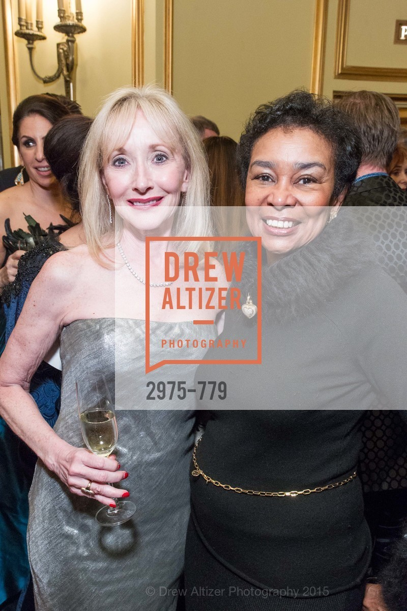 Merrill Kasper, Anette Harris, San Francisco Ballet 2015 Opening Night Gala, San Francisco City Hall. 1 Dr Carlton B Goodlett Pl, January 22nd, 2015,Drew Altizer, Drew Altizer Photography, full-service agency, private events, San Francisco photographer, photographer california