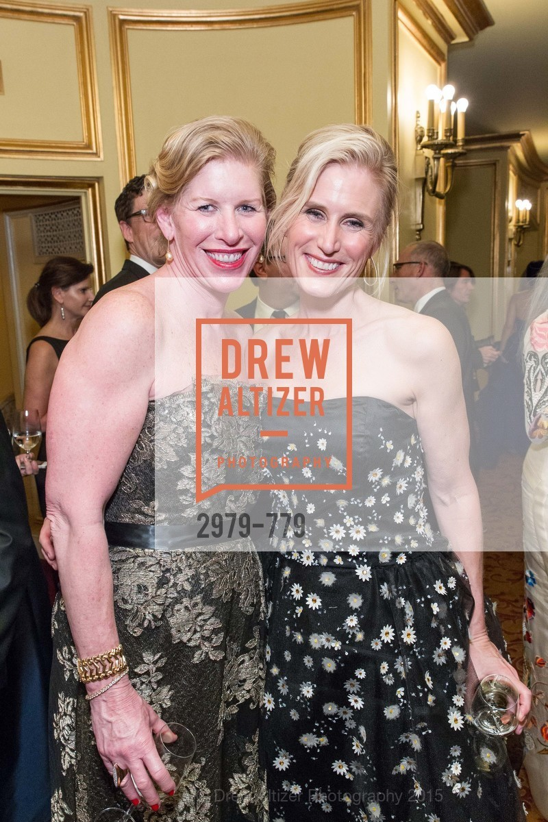 Jennifer Brandenburg, Alison Mauze, San Francisco Ballet 2015 Opening Night Gala, San Francisco City Hall. 1 Dr Carlton B Goodlett Pl, January 22nd, 2015,Drew Altizer, Drew Altizer Photography, full-service agency, private events, San Francisco photographer, photographer california