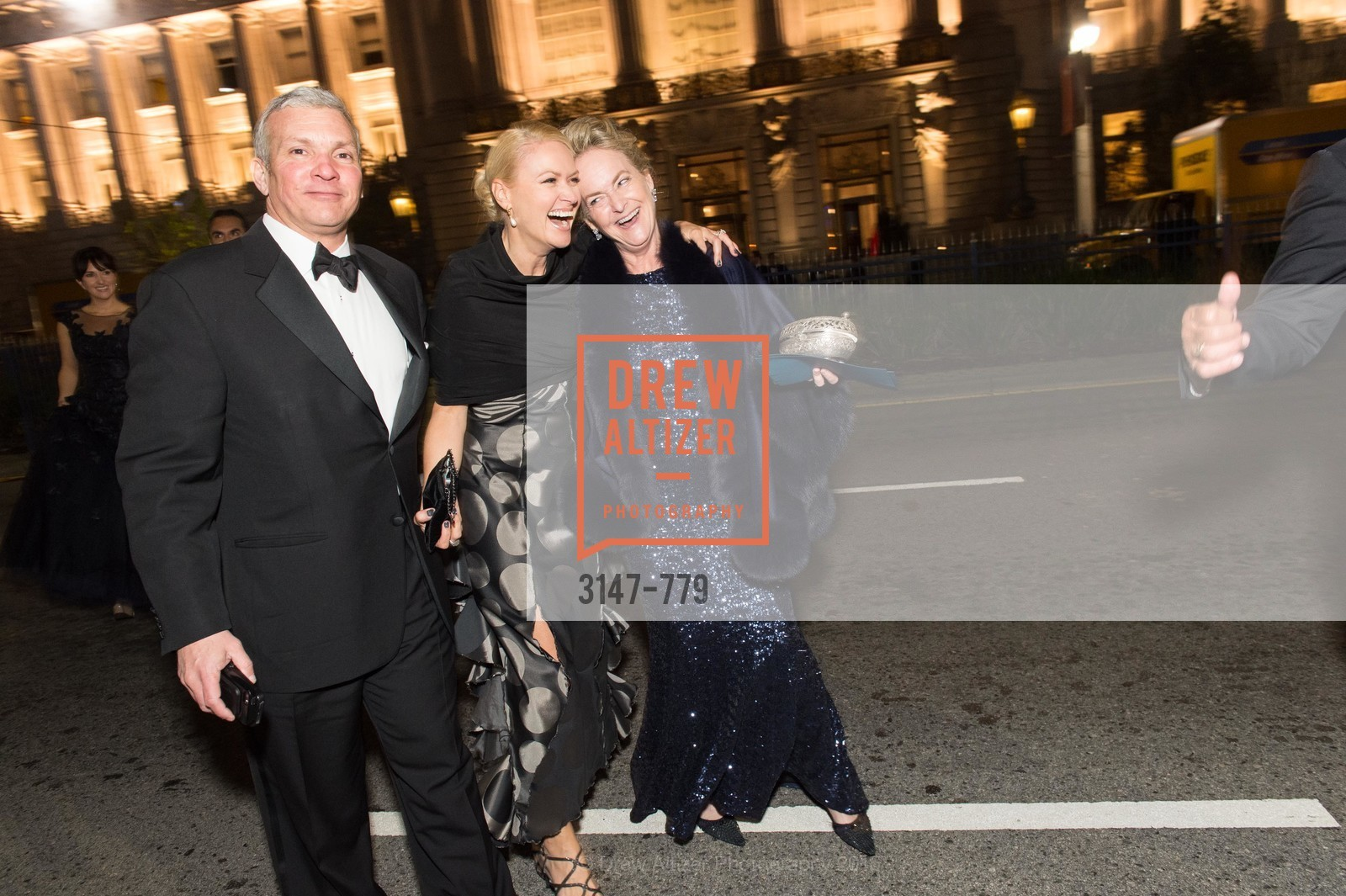 Nigel Sutton, Maria Ralph, Shelby Studwick, San Francisco Ballet 2015 Opening Night Gala, San Francisco City Hall. 1 Dr Carlton B Goodlett Pl, January 22nd, 2015,Drew Altizer, Drew Altizer Photography, full-service agency, private events, San Francisco photographer, photographer california
