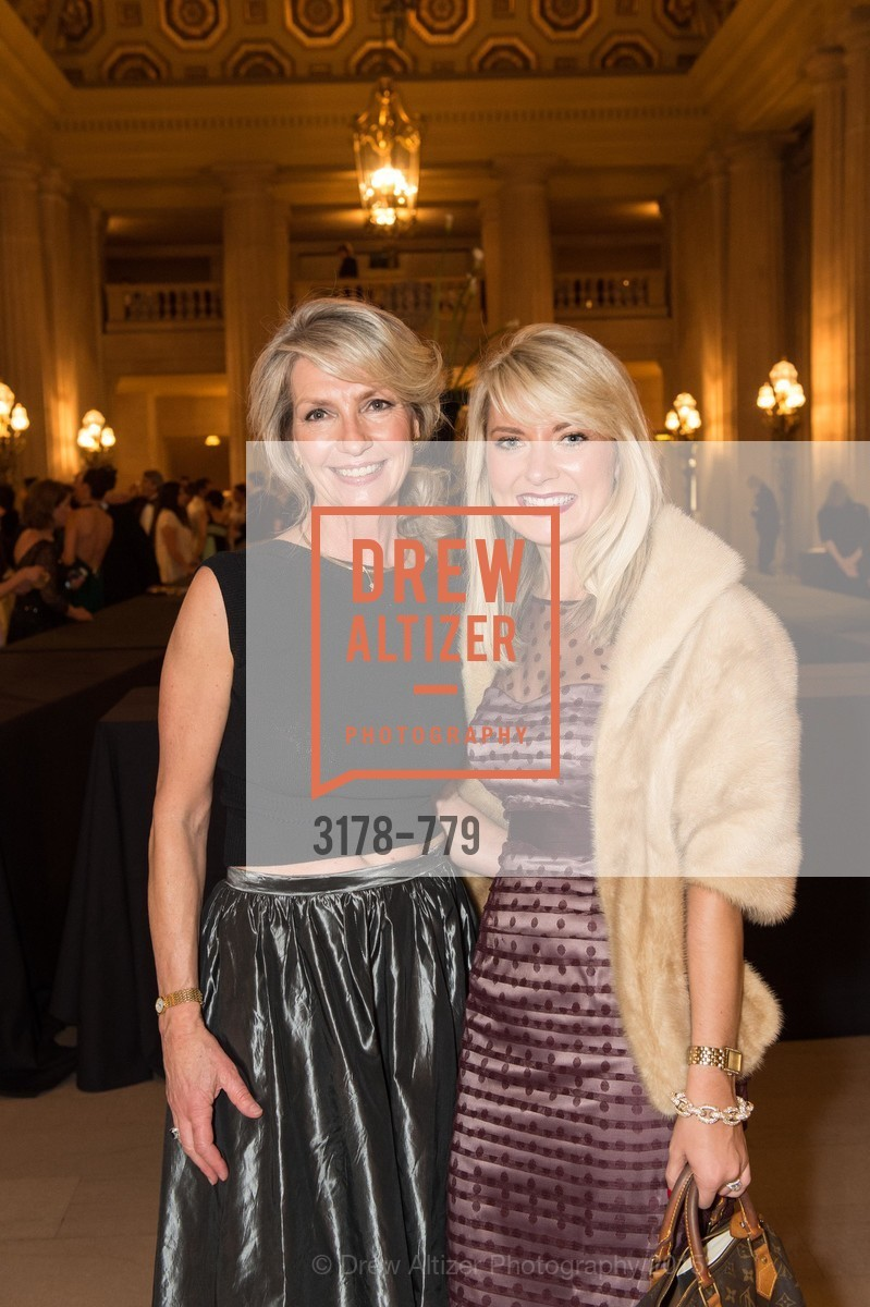 Kathy Best, Erin Calihan, San Francisco Ballet 2015 Opening Night Gala, San Francisco City Hall. 1 Dr Carlton B Goodlett Pl, January 22nd, 2015,Drew Altizer, Drew Altizer Photography, full-service agency, private events, San Francisco photographer, photographer california