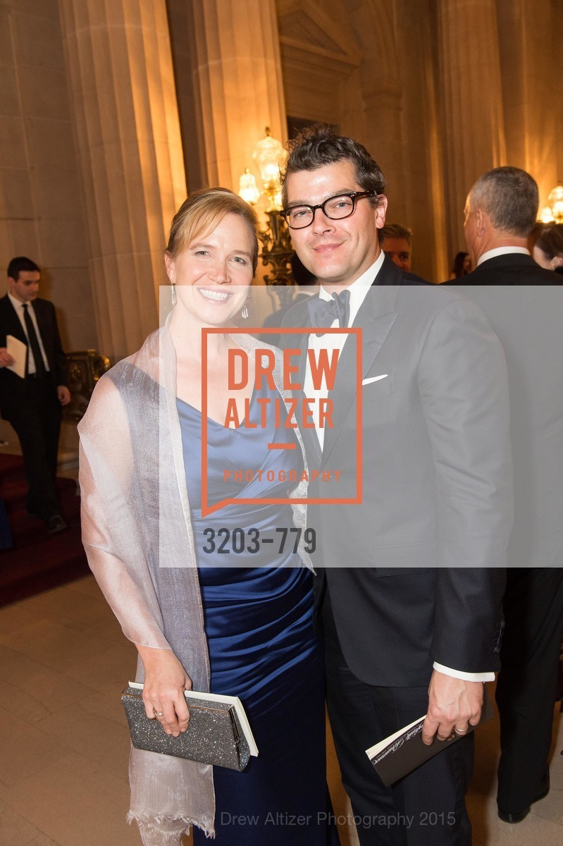 Charley Zeches, Robert Zeches, San Francisco Ballet 2015 Opening Night Gala, San Francisco City Hall. 1 Dr Carlton B Goodlett Pl, January 22nd, 2015,Drew Altizer, Drew Altizer Photography, full-service agency, private events, San Francisco photographer, photographer california