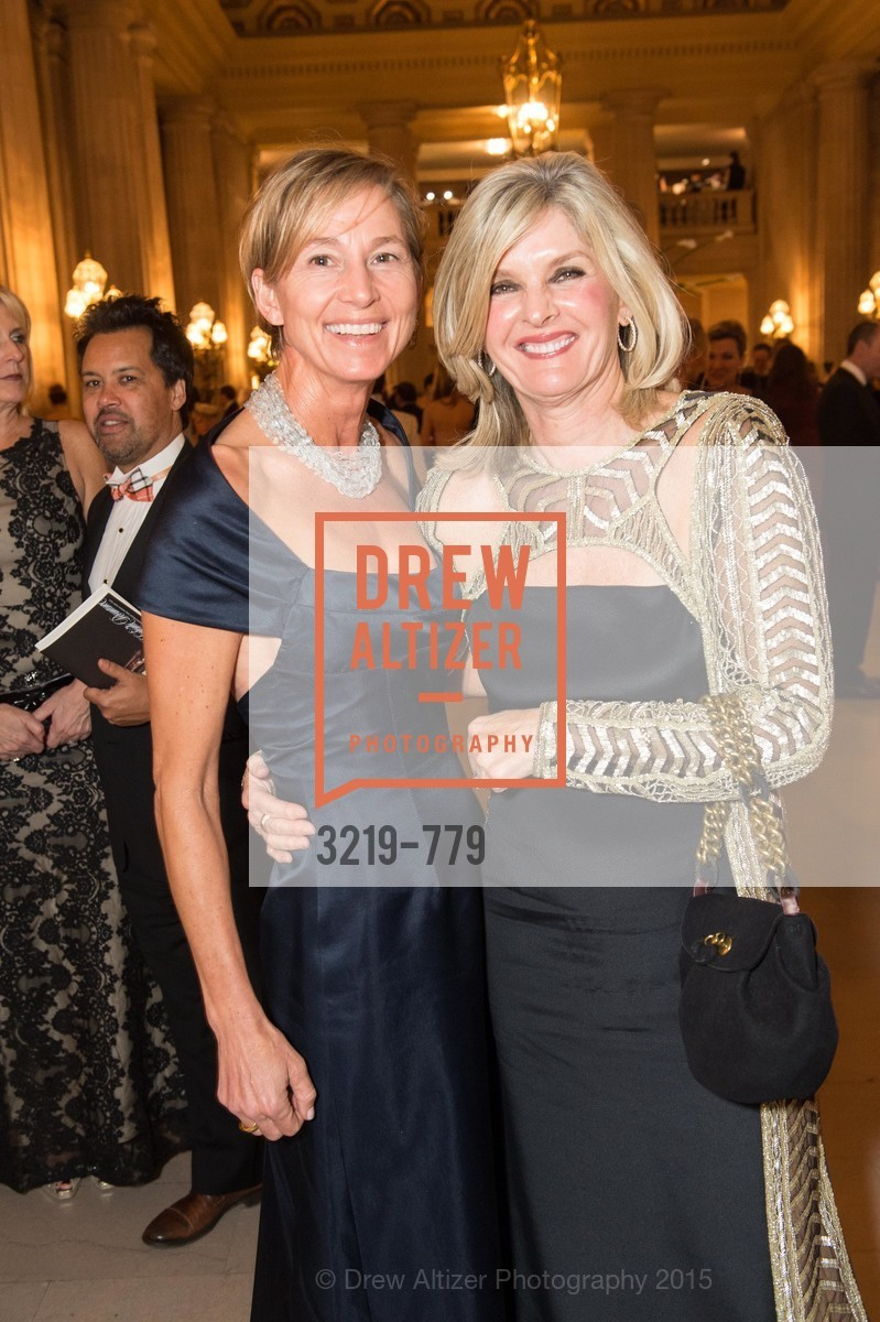 Jennifer Mickle, Tammy Mobley, San Francisco Ballet 2015 Opening Night Gala, San Francisco City Hall. 1 Dr Carlton B Goodlett Pl, January 22nd, 2015,Drew Altizer, Drew Altizer Photography, full-service agency, private events, San Francisco photographer, photographer california