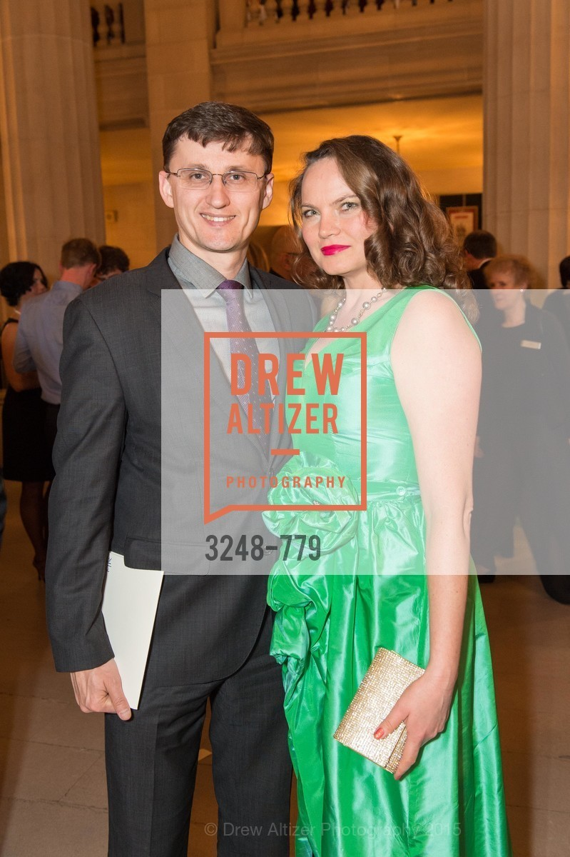 Yuri Yuzifovich, Natalie Yuzifovich, San Francisco Ballet 2015 Opening Night Gala, San Francisco City Hall. 1 Dr Carlton B Goodlett Pl, January 22nd, 2015,Drew Altizer, Drew Altizer Photography, full-service agency, private events, San Francisco photographer, photographer california