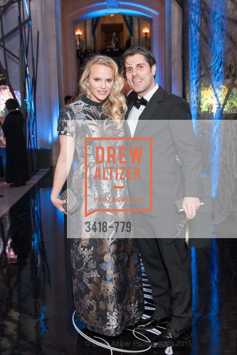 Amanda Garry, Tim Garry, San Francisco Ballet 2015 Opening Night Gala, San Francisco City Hall. 1 Dr Carlton B Goodlett Pl, January 22nd, 2015,Drew Altizer, Drew Altizer Photography, full-service agency, private events, San Francisco photographer, photographer california