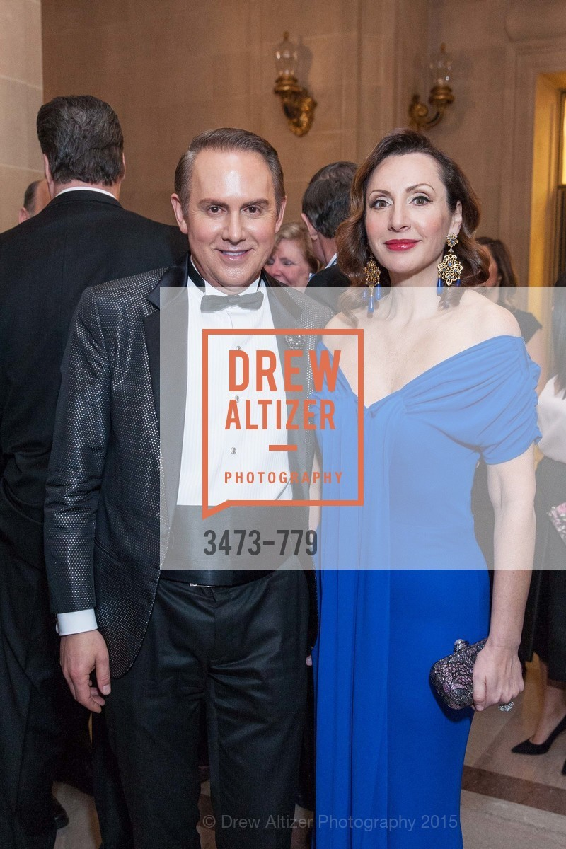 Joel Goodrich, Clara Shayevich, San Francisco Ballet 2015 Opening Night Gala, San Francisco City Hall. 1 Dr Carlton B Goodlett Pl, January 22nd, 2015,Drew Altizer, Drew Altizer Photography, full-service agency, private events, San Francisco photographer, photographer california