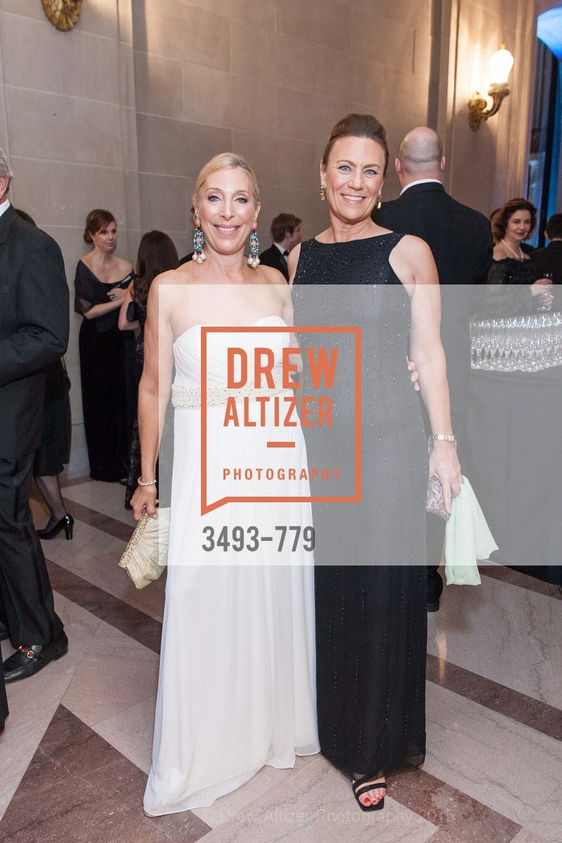 Betsy Linder, Carla Wytmar, San Francisco Ballet 2015 Opening Night Gala, San Francisco City Hall. 1 Dr Carlton B Goodlett Pl, January 22nd, 2015,Drew Altizer, Drew Altizer Photography, full-service agency, private events, San Francisco photographer, photographer california