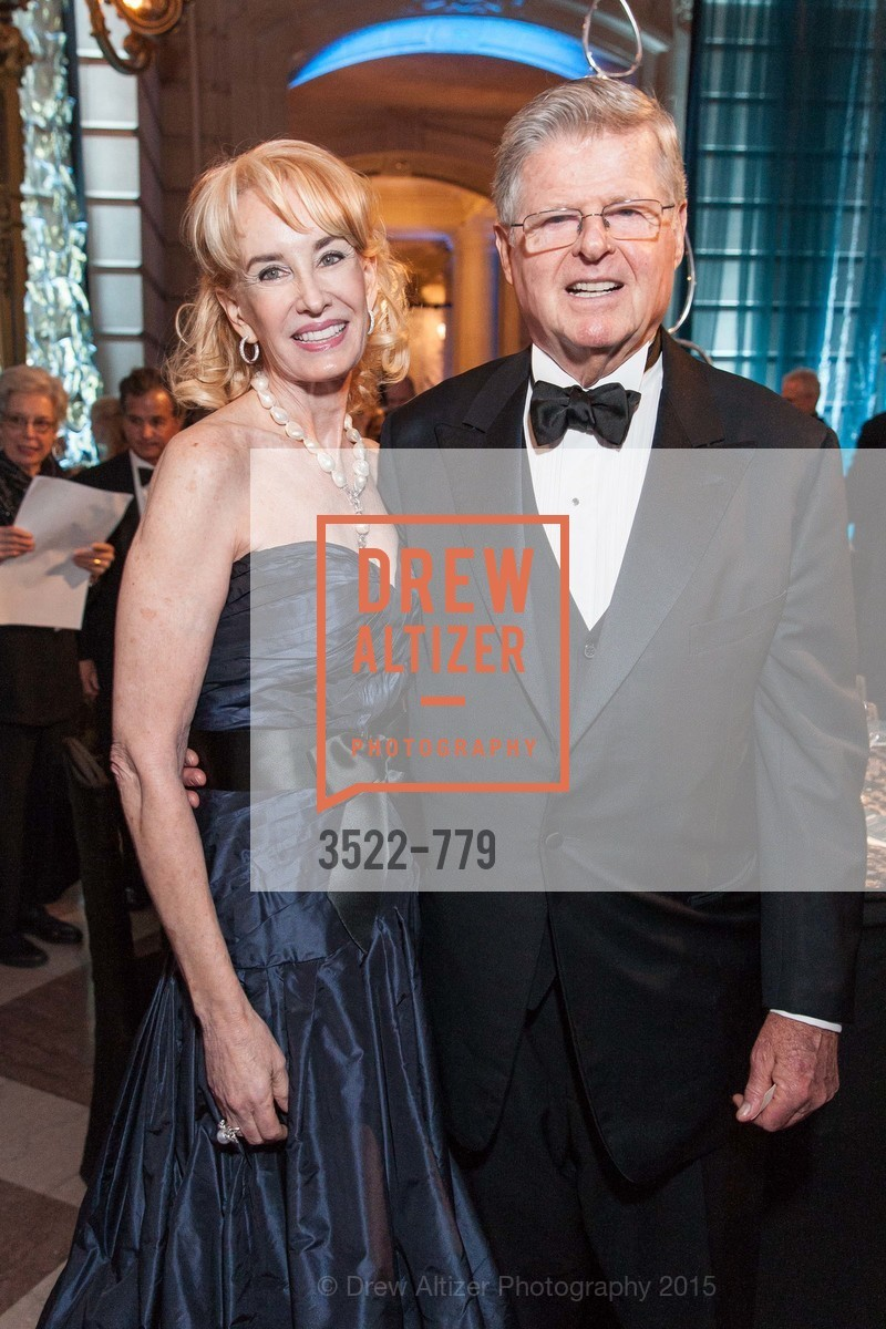 Mary Keough Lyman, Richard Barker, San Francisco Ballet 2015 Opening Night Gala, San Francisco City Hall. 1 Dr Carlton B Goodlett Pl, January 22nd, 2015,Drew Altizer, Drew Altizer Photography, full-service agency, private events, San Francisco photographer, photographer california