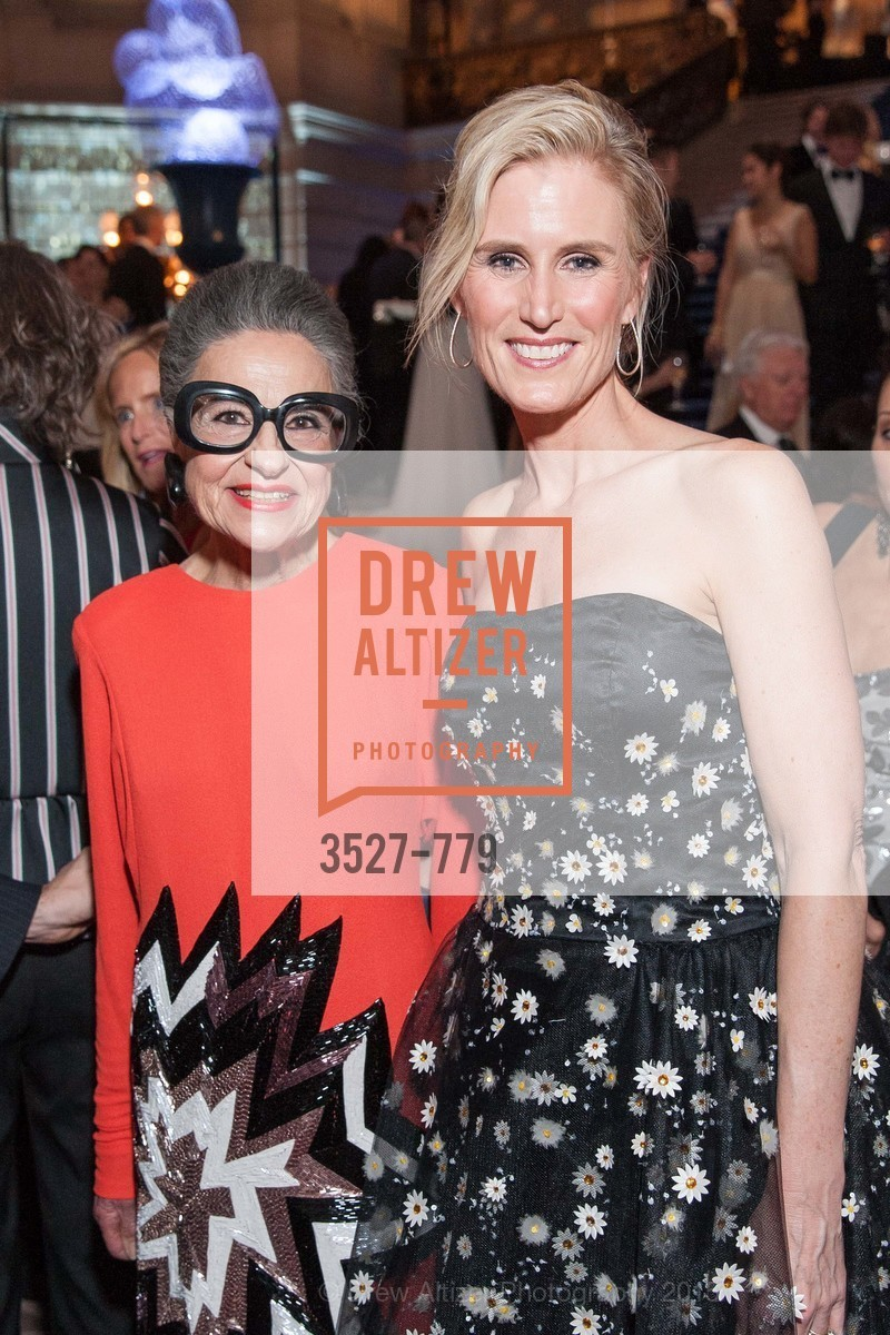 Joy Venturini Bianchi, Alison Mauze, San Francisco Ballet 2015 Opening Night Gala, San Francisco City Hall. 1 Dr Carlton B Goodlett Pl, January 22nd, 2015,Drew Altizer, Drew Altizer Photography, full-service agency, private events, San Francisco photographer, photographer california