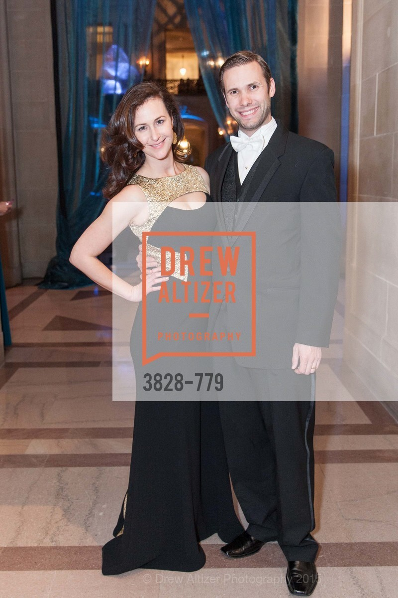 Giselle Hale, Brian Hale, San Francisco Ballet 2015 Opening Night Gala, San Francisco City Hall. 1 Dr Carlton B Goodlett Pl, January 22nd, 2015,Drew Altizer, Drew Altizer Photography, full-service agency, private events, San Francisco photographer, photographer california