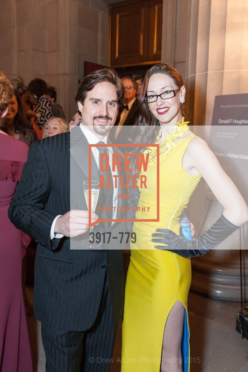 Mario Sculatti, Katherine Hopgood, San Francisco Ballet 2015 Opening Night Gala, San Francisco City Hall. 1 Dr Carlton B Goodlett Pl, January 22nd, 2015,Drew Altizer, Drew Altizer Photography, full-service agency, private events, San Francisco photographer, photographer california