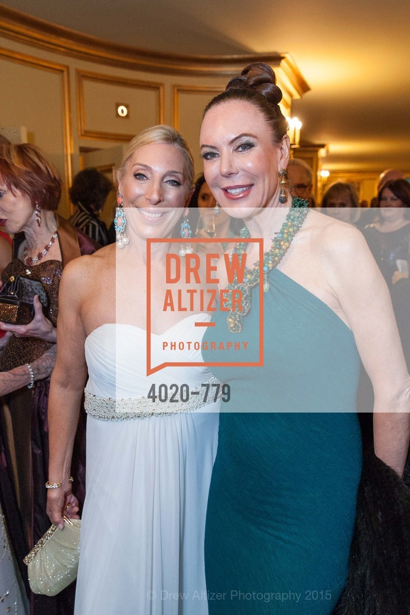 Betsy Linder, Margaret Mitchell, San Francisco Ballet 2015 Opening Night Gala, San Francisco City Hall. 1 Dr Carlton B Goodlett Pl, January 22nd, 2015,Drew Altizer, Drew Altizer Photography, full-service agency, private events, San Francisco photographer, photographer california