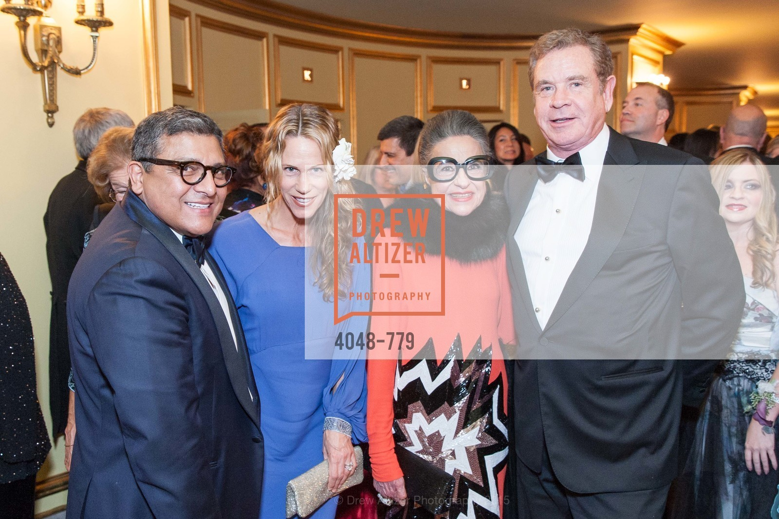 Riccardo Benavides, Melissa Barber, Joy Venturini Bianchi, Louis Silcox, San Francisco Ballet 2015 Opening Night Gala, San Francisco City Hall. 1 Dr Carlton B Goodlett Pl, January 22nd, 2015,Drew Altizer, Drew Altizer Photography, full-service event agency, private events, San Francisco photographer, photographer California