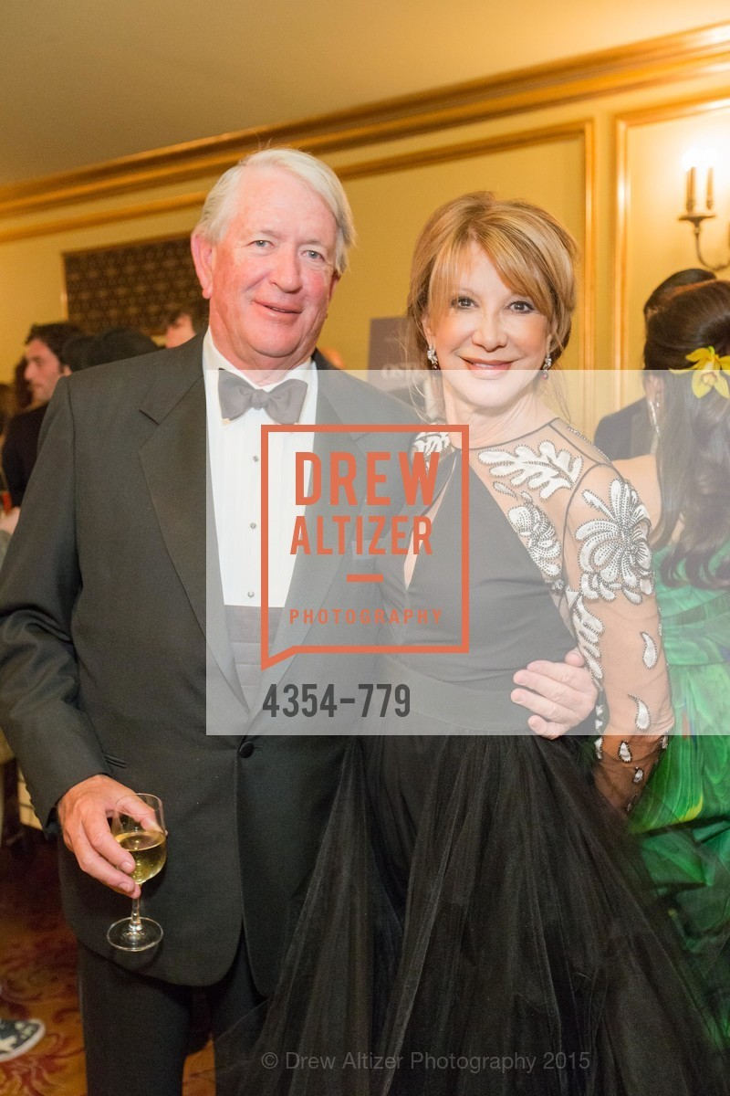 Jack Mettler, Lonna Wais, San Francisco Ballet 2015 Opening Night Gala, San Francisco City Hall. 1 Dr Carlton B Goodlett Pl, January 22nd, 2015,Drew Altizer, Drew Altizer Photography, full-service agency, private events, San Francisco photographer, photographer california