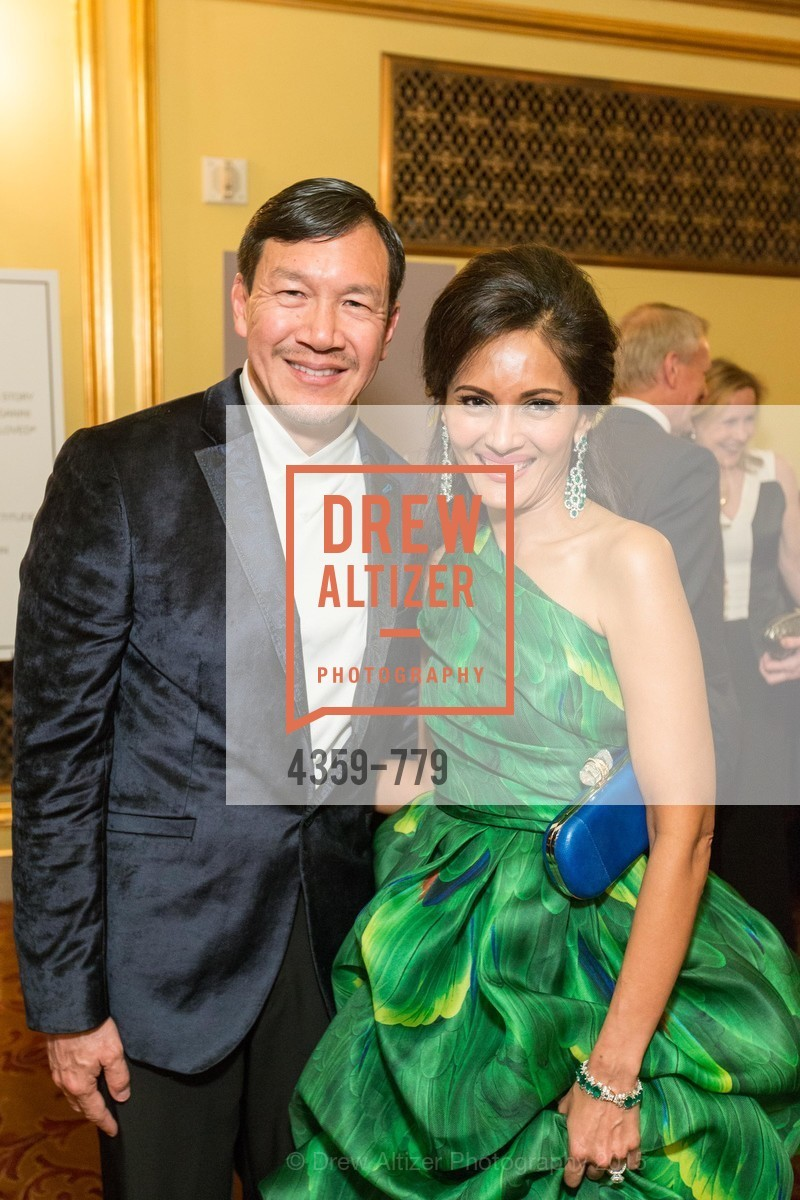 Timothy Wu, Komal Shah, San Francisco Ballet 2015 Opening Night Gala, San Francisco City Hall. 1 Dr Carlton B Goodlett Pl, January 22nd, 2015,Drew Altizer, Drew Altizer Photography, full-service agency, private events, San Francisco photographer, photographer california