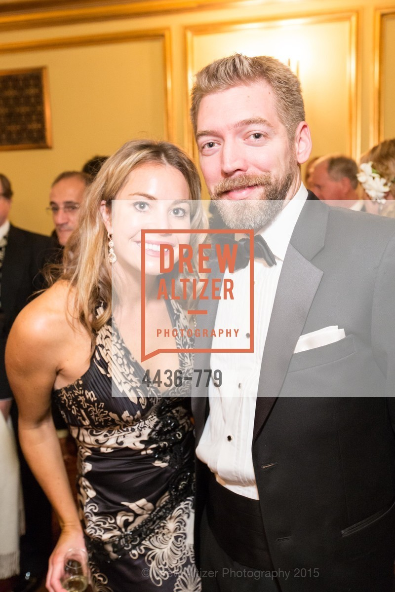 Cayley Wetzig, Alex Lauder, San Francisco Ballet 2015 Opening Night Gala, San Francisco City Hall. 1 Dr Carlton B Goodlett Pl, January 22nd, 2015,Drew Altizer, Drew Altizer Photography, full-service agency, private events, San Francisco photographer, photographer california