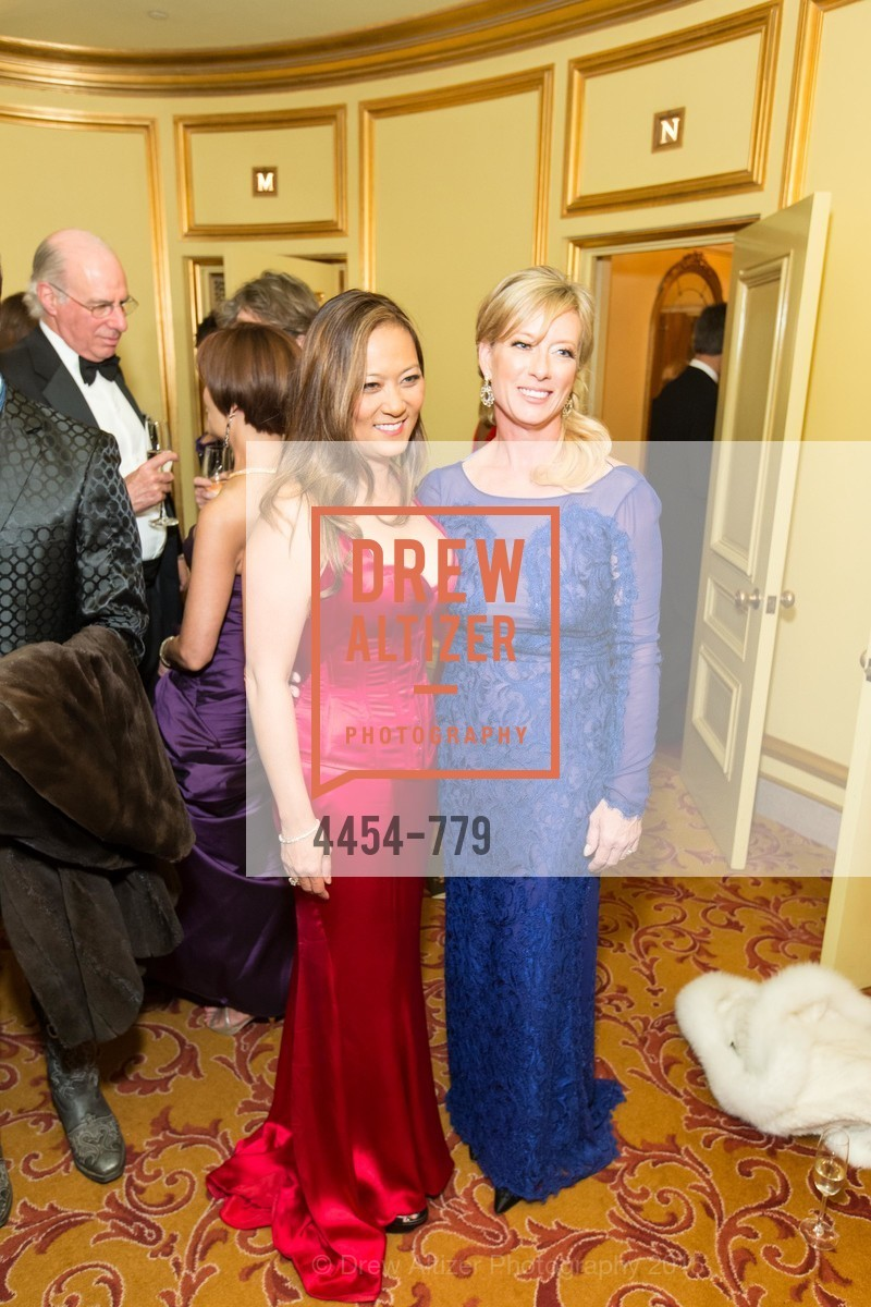 Elisabeth Fullerton, Rhonda Mahendroo, San Francisco Ballet 2015 Opening Night Gala, San Francisco City Hall. 1 Dr Carlton B Goodlett Pl, January 22nd, 2015,Drew Altizer, Drew Altizer Photography, full-service agency, private events, San Francisco photographer, photographer california