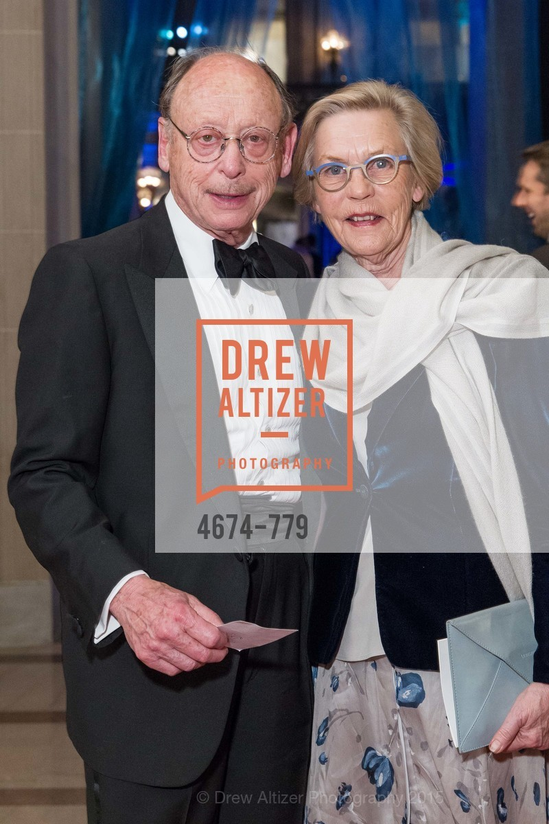 Bernard Osher, Barbro Osher, San Francisco Ballet 2015 Opening Night Gala, San Francisco City Hall. 1 Dr Carlton B Goodlett Pl, January 22nd, 2015,Drew Altizer, Drew Altizer Photography, full-service agency, private events, San Francisco photographer, photographer california