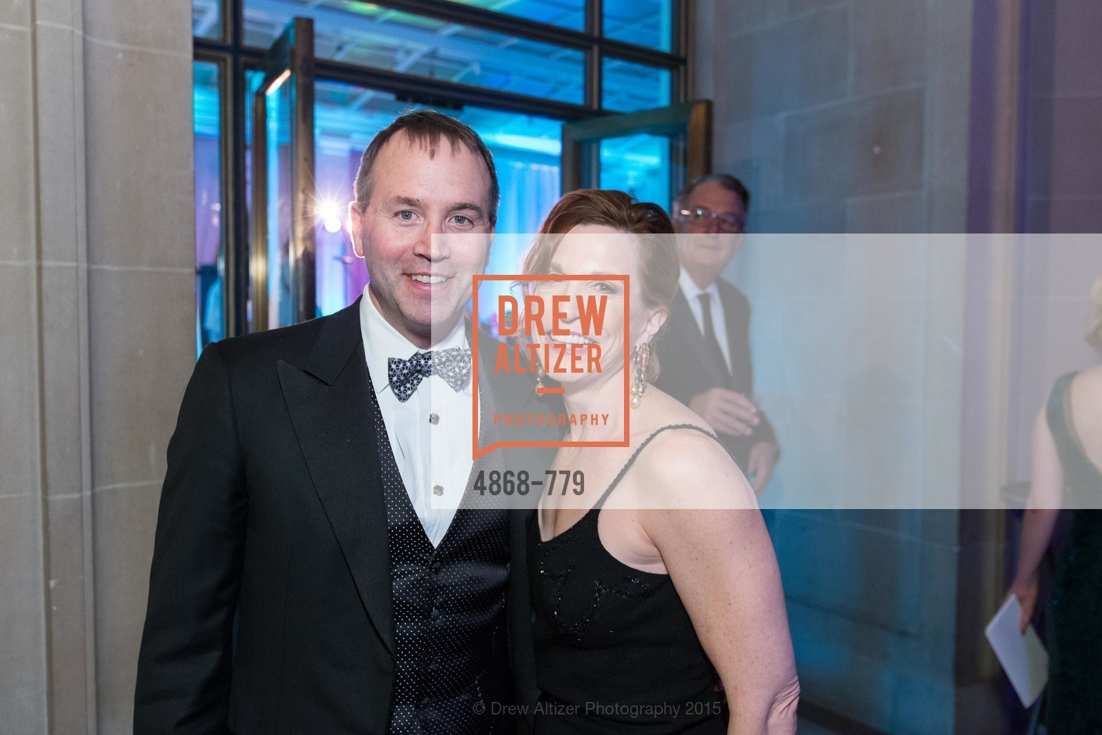 Chip Zecher, Maria Quiros, San Francisco Ballet 2015 Opening Night Gala, San Francisco City Hall. 1 Dr Carlton B Goodlett Pl, January 22nd, 2015,Drew Altizer, Drew Altizer Photography, full-service agency, private events, San Francisco photographer, photographer california