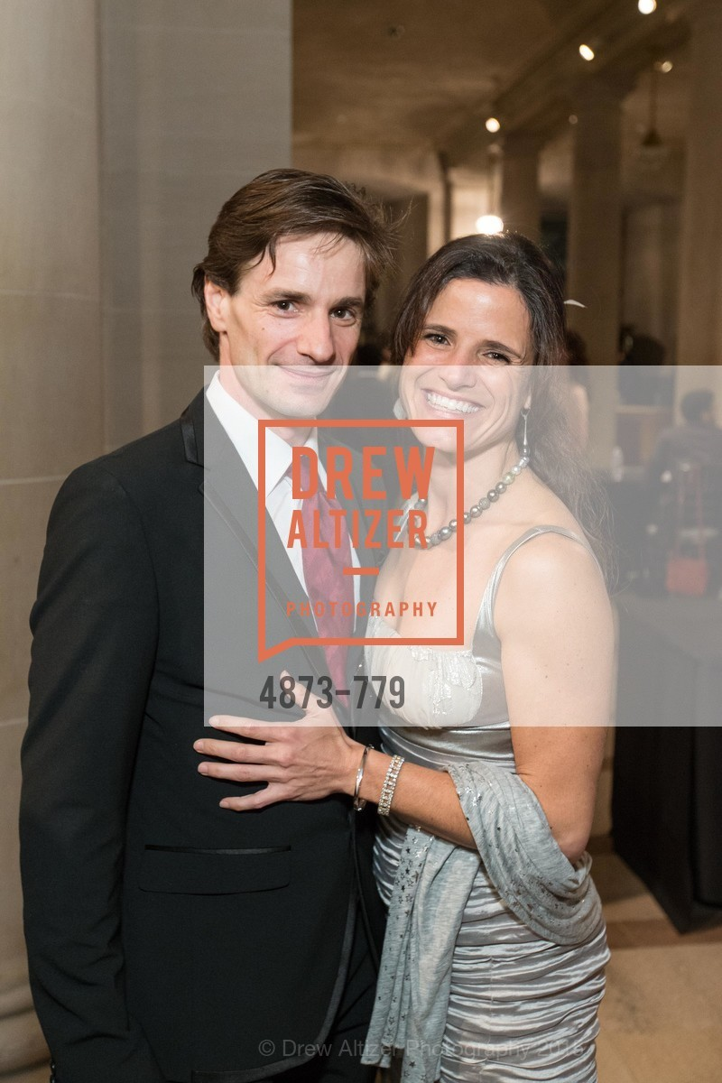 Pascal Molat, Genevieve Molat, San Francisco Ballet 2015 Opening Night Gala, San Francisco City Hall. 1 Dr Carlton B Goodlett Pl, January 22nd, 2015,Drew Altizer, Drew Altizer Photography, full-service agency, private events, San Francisco photographer, photographer california