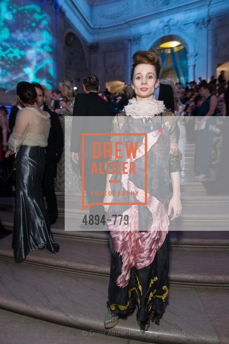 Maria Kochetkova, San Francisco Ballet 2015 Opening Night Gala, San Francisco City Hall. 1 Dr Carlton B Goodlett Pl, January 22nd, 2015,Drew Altizer, Drew Altizer Photography, full-service agency, private events, San Francisco photographer, photographer california