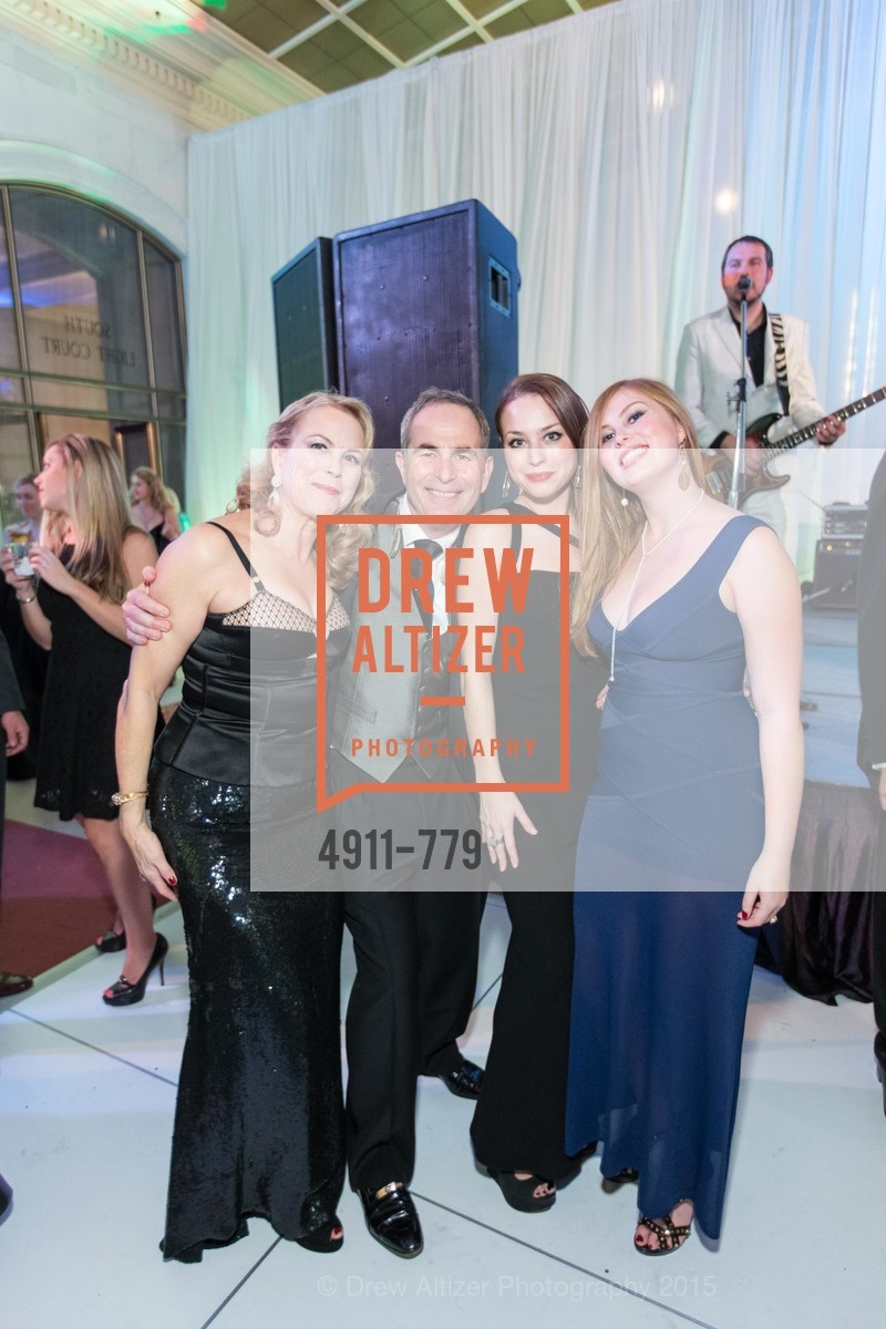 Nonie Greene, Todd Werby, Sabrina Werby, San Francisco Ballet 2015 Opening Night Gala, San Francisco City Hall. 1 Dr Carlton B Goodlett Pl, January 22nd, 2015,Drew Altizer, Drew Altizer Photography, full-service agency, private events, San Francisco photographer, photographer california