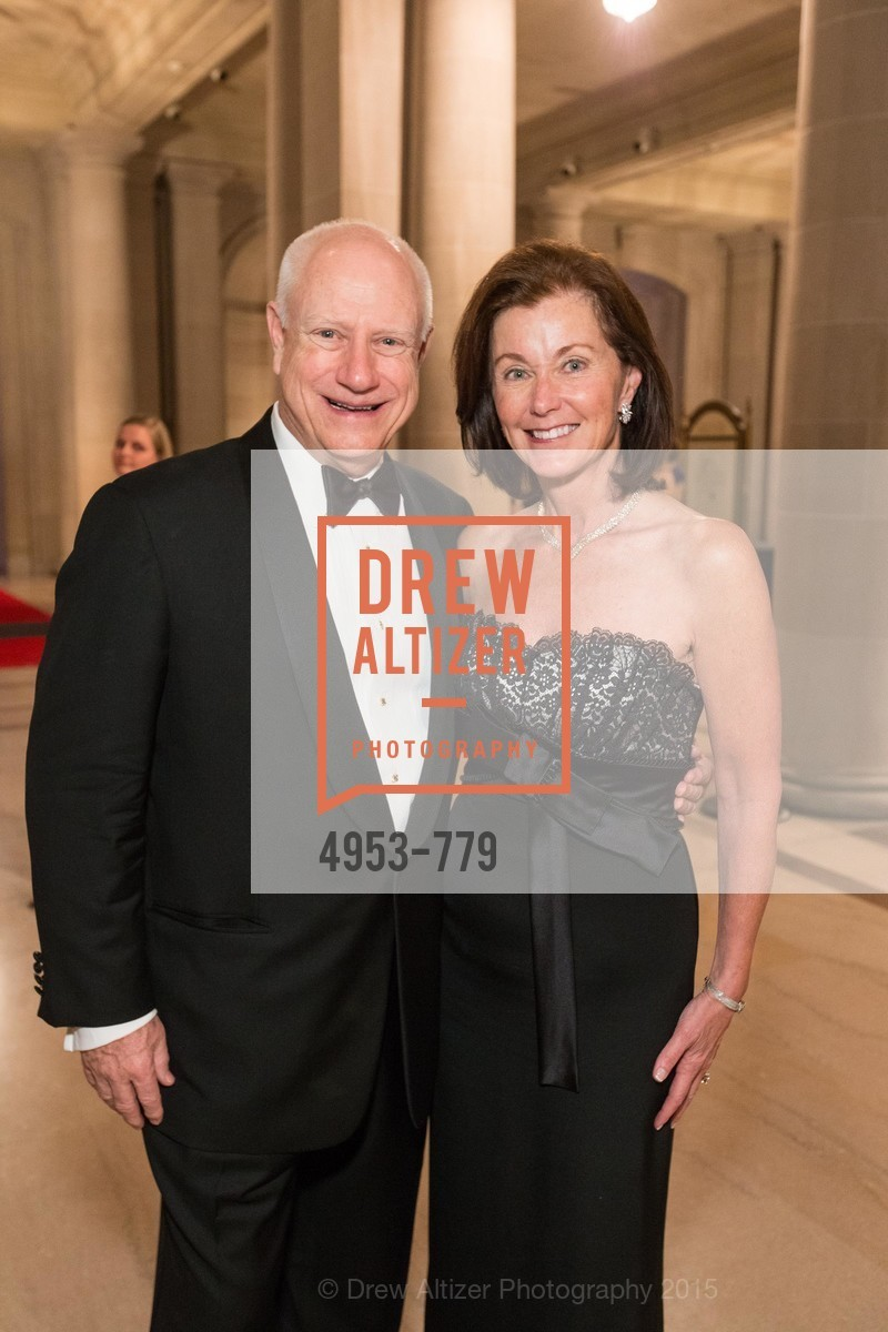 James Herbert, Cecilia Herbert, San Francisco Ballet 2015 Opening Night Gala, San Francisco City Hall. 1 Dr Carlton B Goodlett Pl, January 22nd, 2015,Drew Altizer, Drew Altizer Photography, full-service agency, private events, San Francisco photographer, photographer california
