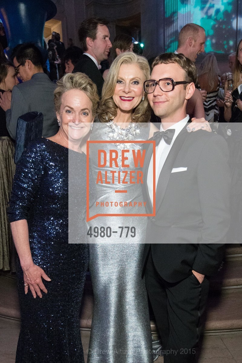 Shelby Strudwick, Patti Rock, Tony Bravo, San Francisco Ballet 2015 Opening Night Gala, San Francisco City Hall. 1 Dr Carlton B Goodlett Pl, January 22nd, 2015,Drew Altizer, Drew Altizer Photography, full-service agency, private events, San Francisco photographer, photographer california