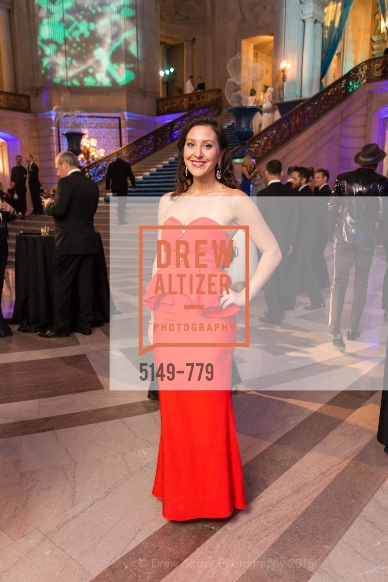 Erica Stakutis, San Francisco Ballet 2015 Opening Night Gala, San Francisco City Hall. 1 Dr Carlton B Goodlett Pl, January 22nd, 2015,Drew Altizer, Drew Altizer Photography, full-service agency, private events, San Francisco photographer, photographer california