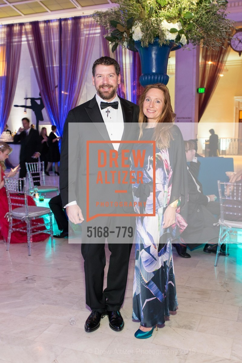 Peter Lago, Elisabeth Thieriot, San Francisco Ballet 2015 Opening Night Gala, San Francisco City Hall. 1 Dr Carlton B Goodlett Pl, January 22nd, 2015,Drew Altizer, Drew Altizer Photography, full-service agency, private events, San Francisco photographer, photographer california