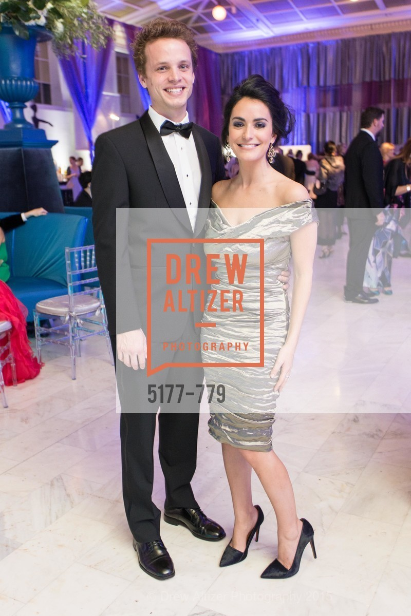 Bradley Todiolek, Mary Katherine Fixel, San Francisco Ballet 2015 Opening Night Gala, San Francisco City Hall. 1 Dr Carlton B Goodlett Pl, January 22nd, 2015,Drew Altizer, Drew Altizer Photography, full-service agency, private events, San Francisco photographer, photographer california